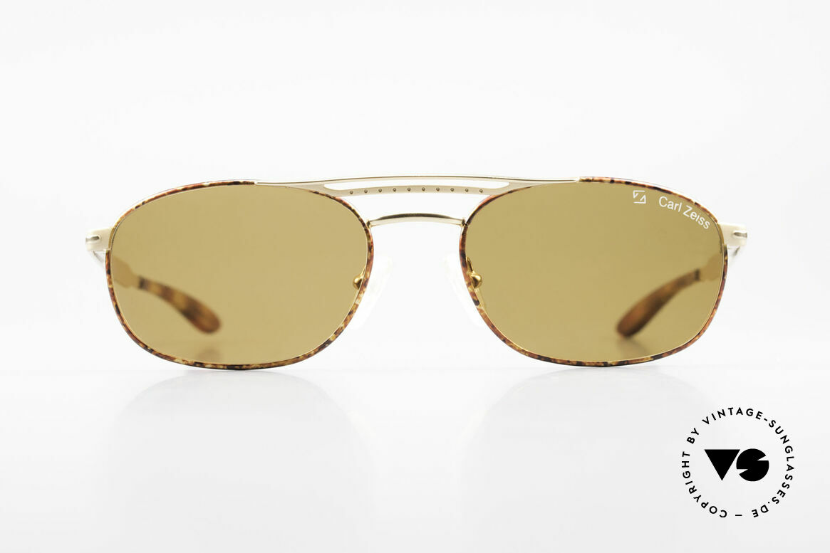 Zeiss 9426 90's Premium Sunglasses, high-end Carl Zeiss lenses (nonreflecting / coated), Made for Men