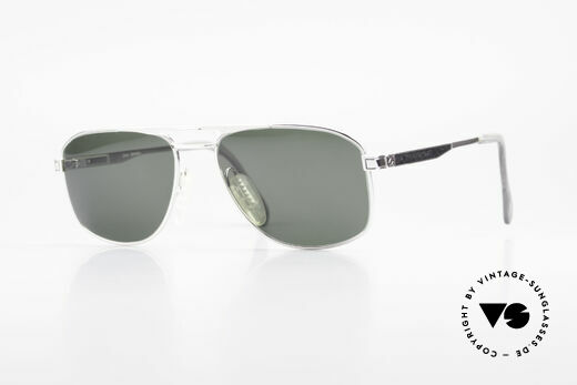 Zeiss 5994 Original Vintage Sunglasses Details