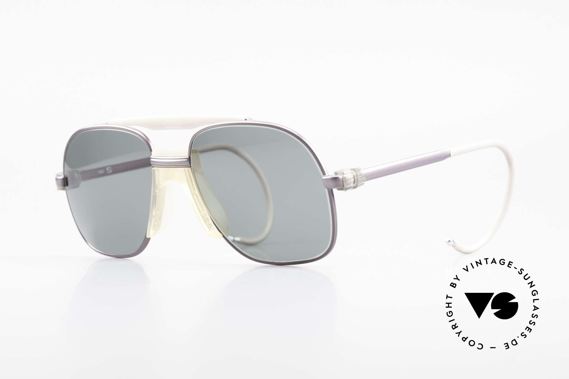 Zeiss 7037 Sports Sunglasses Old School, 'old school' 1980's sunglasses by Zeiss, W.Germany, Made for Men and Women