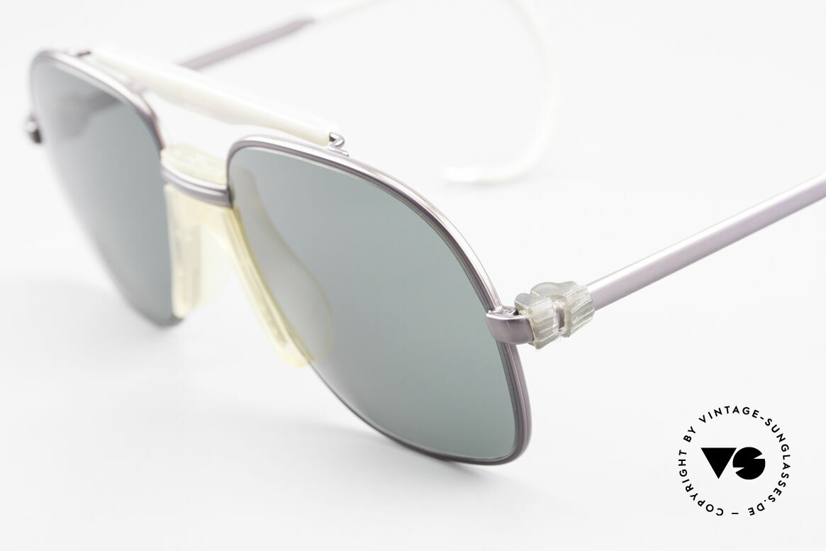 Zeiss 7037 Sports Sunglasses Old School, new old stock (like all our vintage Zeiss 80's shades), Made for Men and Women