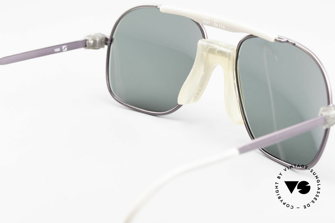 Zeiss 7037 Sports Sunglasses Old School, Size: medium, Made for Men and Women
