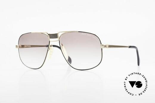 Zeiss 9387 X-Large 80's Men's Sunglasses Details
