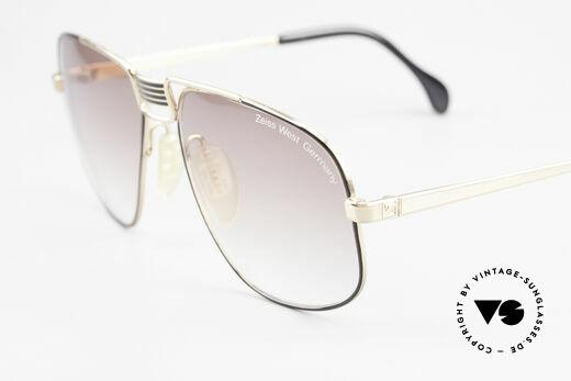 Zeiss 9387 X-Large 80's Men's Sunglasses