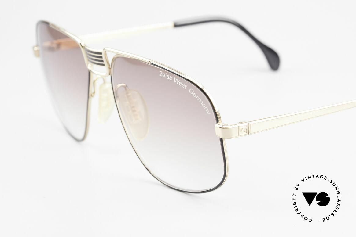 Zeiss 9387 X-Large 80's Men's Sunglasses, original ZEISS sun lenses (for 100% UV protection), Made for Men