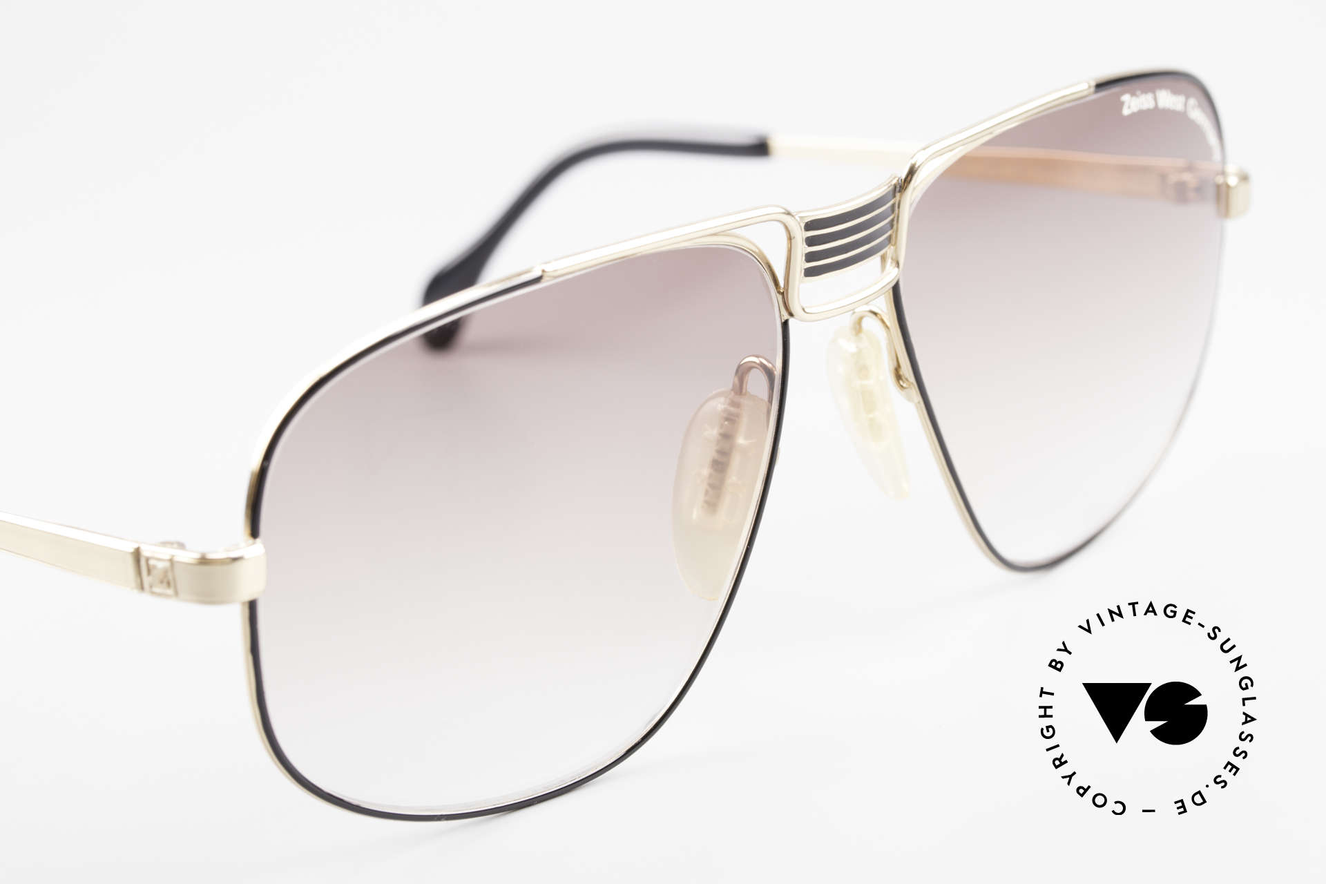 Zeiss 9387 X-Large 80's Men's Sunglasses, new old stock (like all our vintage Zeiss sunglasses), Made for Men