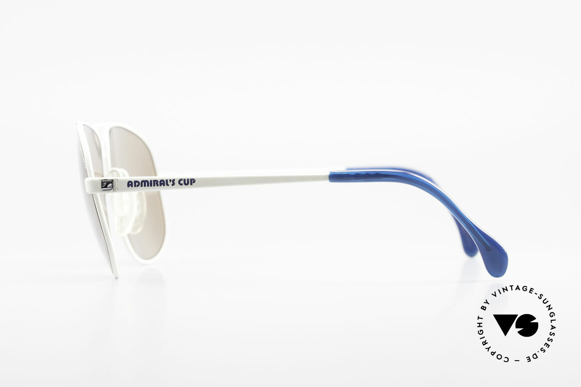 Zeiss 9387 Admiral's Cup Special Edition, original ZEISS sun lenses (for 100% UV protection), Made for Men