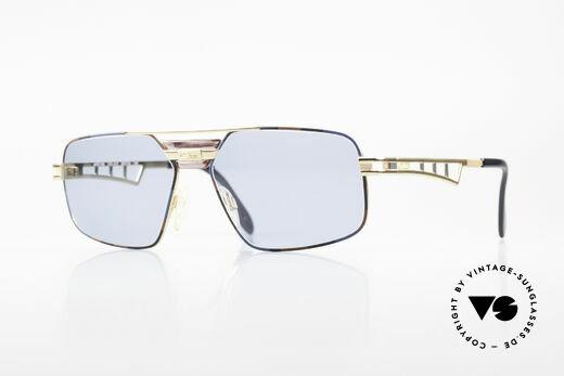 Cazal 746 90's Sunglasses No Retro Frame Details