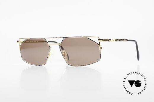 Cazal 751 Rare 90's Designer Sunglasses Details
