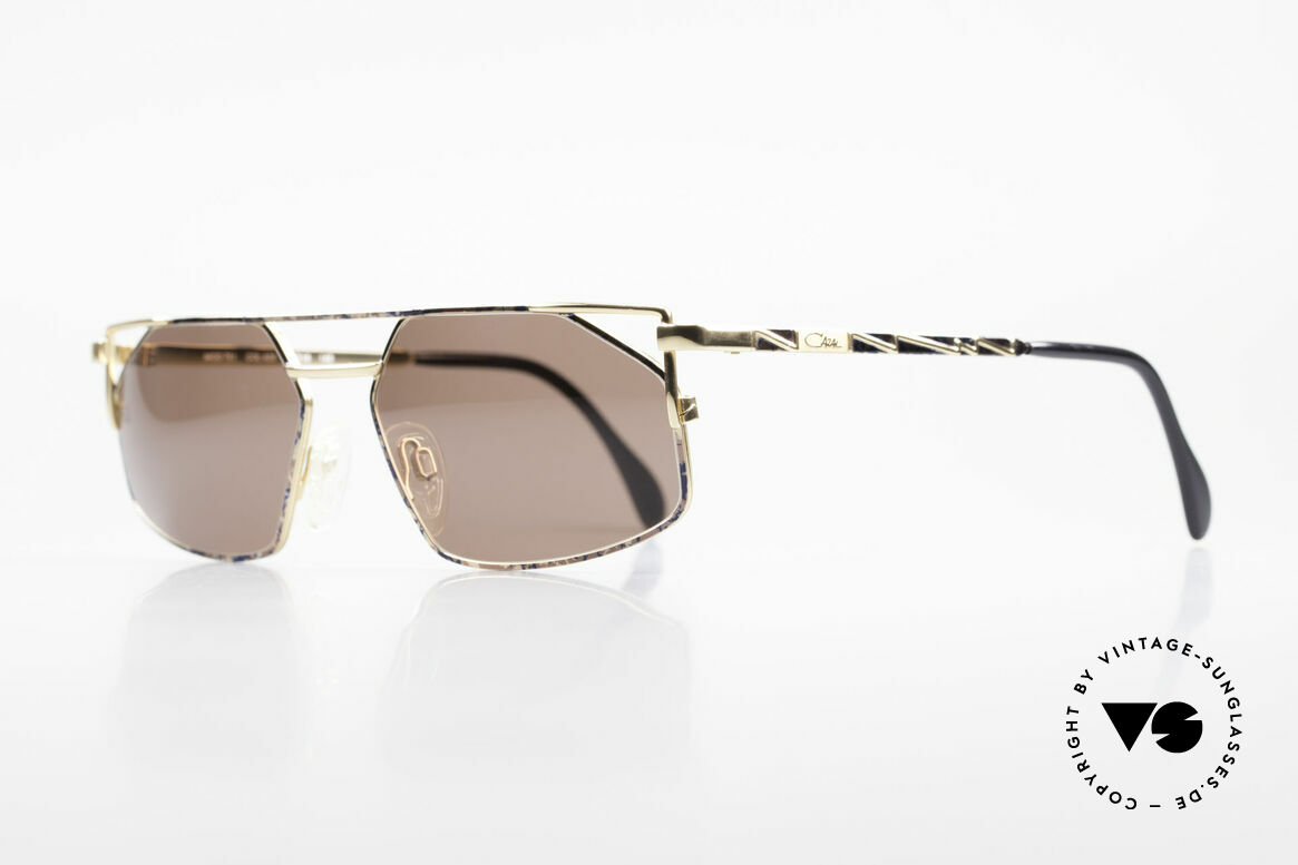 Cazal 751 Rare 90's Designer Sunglasses, tangible premium craftsmanship; made in Germany, Made for Men