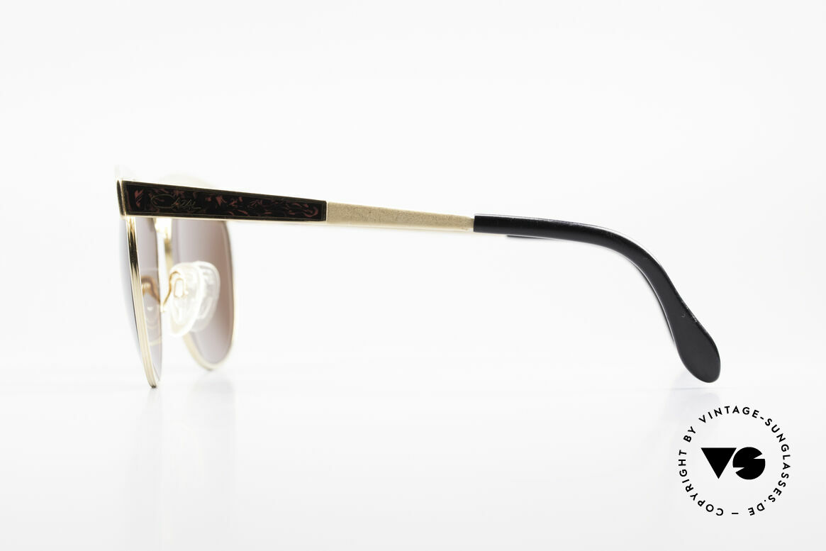Cazal 741 Panto Style 90's Sunglasses