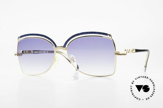 Cazal 240 90's Ladies Designer Shades Details