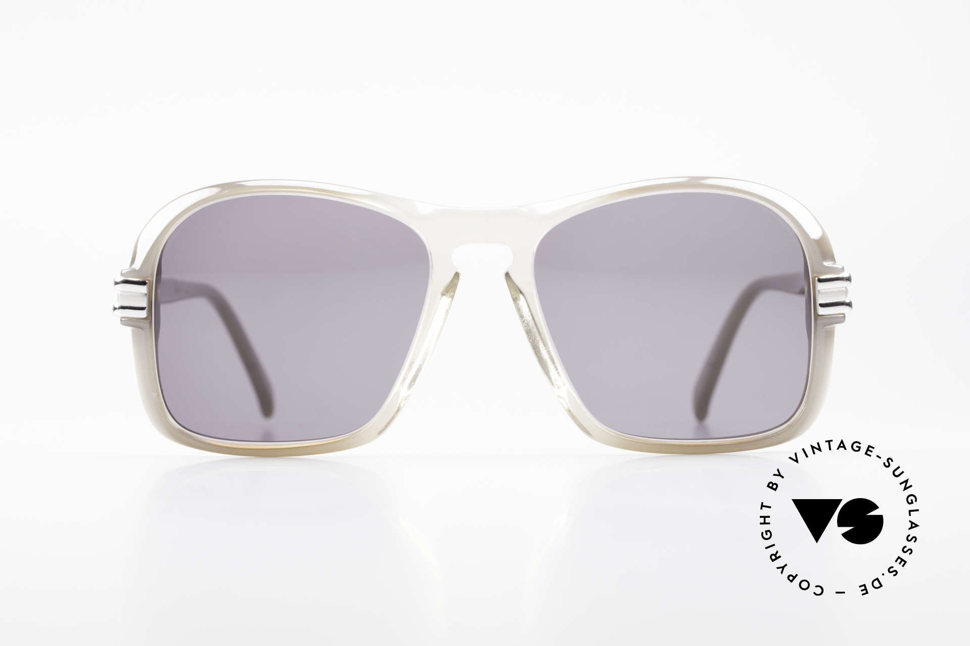 Cazal 606 70's Frame First Cazal Series, model of the first series by CAri ZALloni (CAZAL), ever!, Made for Men