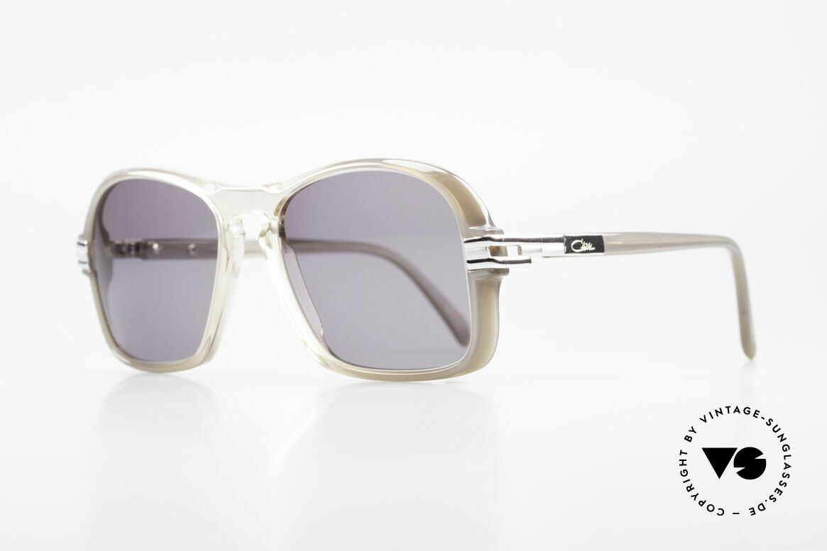 """Cazal 606 70's Frame First Cazal Series, Cazal started to mark the frames """"W.Germany"""" in the 80s, Made for Men"""
