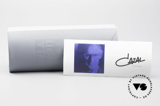 Cazal 606 70's Frame First Cazal Series, NO RETRO SUNGLASSES; but a genuine 40 years old rarity, Made for Men