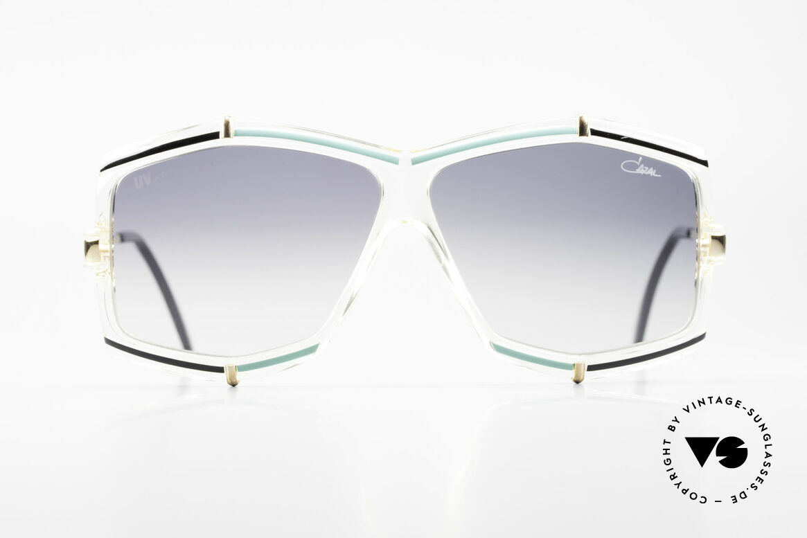 Cazal 863 80's West Germany Cazal Frame, noble design and highest quality (W.Germany), Made for Men and Women