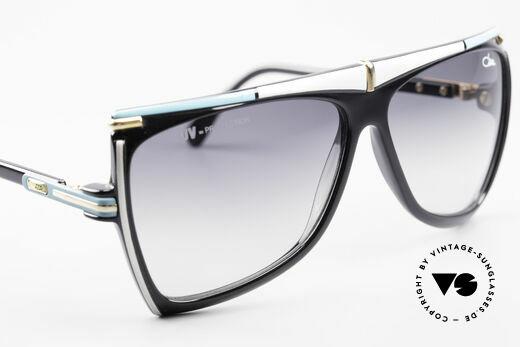 Cazal 862 West Germany Cazal Original, orig. light gray-gradient sun lenses, 100% UV, Made for Men and Women