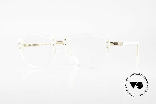 Cazal 332 90's Cazal Ladies Eyeglasses Details