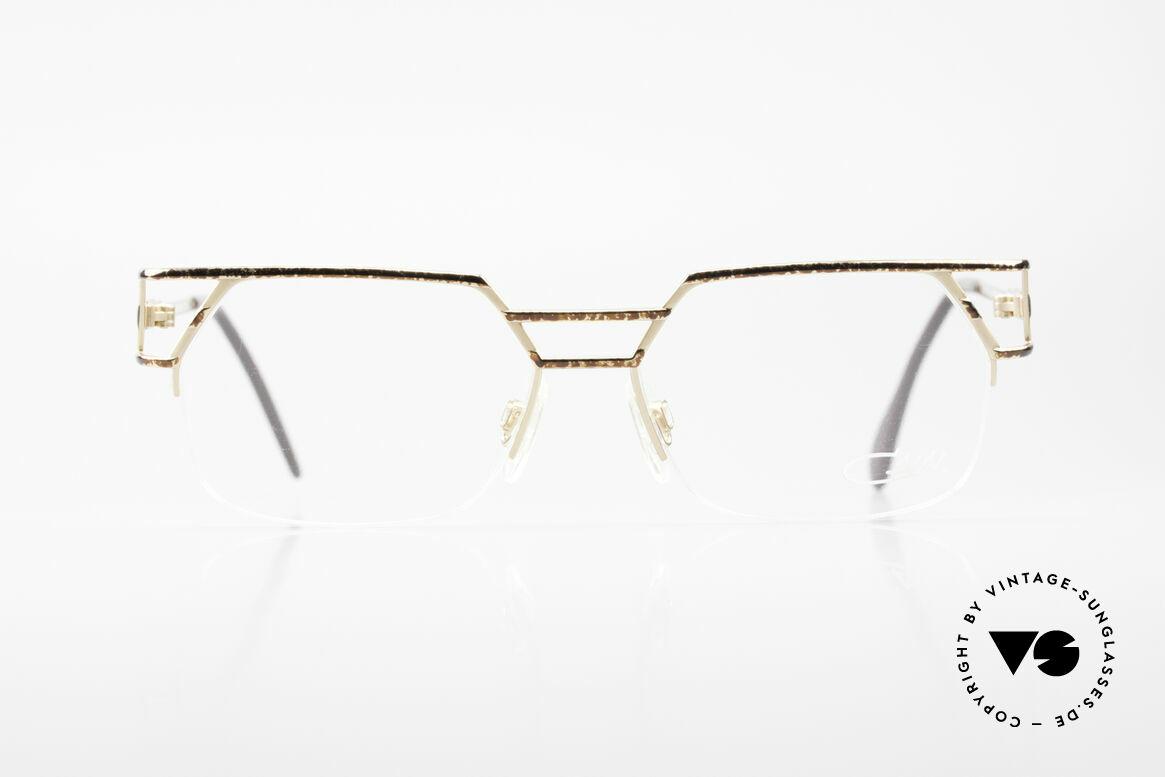 Cazal 248/3 Original 90's No Retro Frame, distinctive CAZAL eyeglasses of the early 1990's, Made for Men