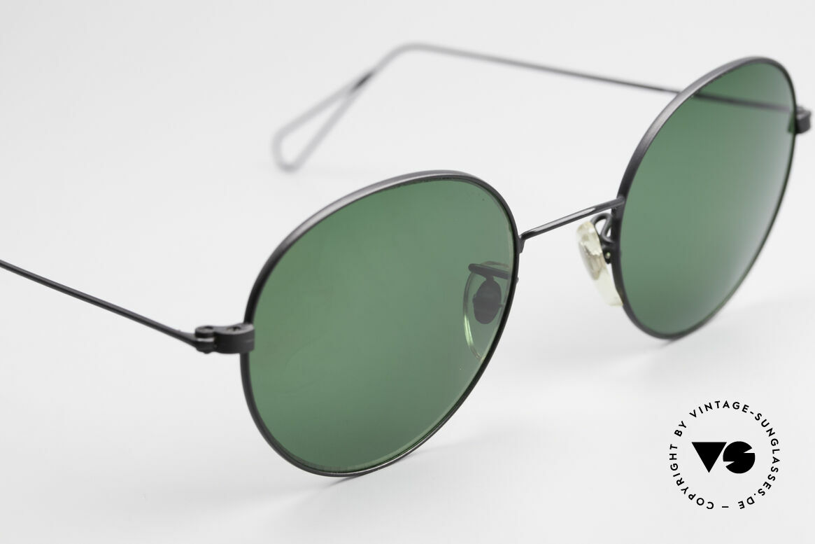 Cutler And Gross 0306 Vintage Panto 90's Sunglasses