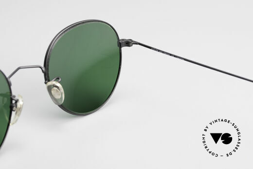 Cutler And Gross 0306 Vintage Panto 90's Sunglasses, the quality frame could be glazed with prescriptions too, Made for Men and Women