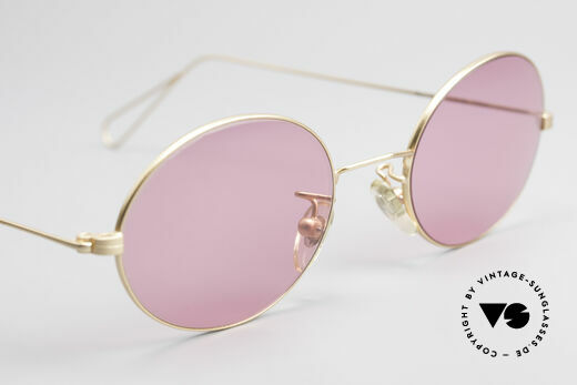 Cutler And Gross 0305 Oval Vintage 90's Sunglasses, NO RETRO fashion, but a unique 20 years old Original!, Made for Men and Women