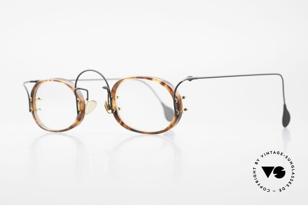 Paul Chiol 13 Designer Art Glasses Vintage