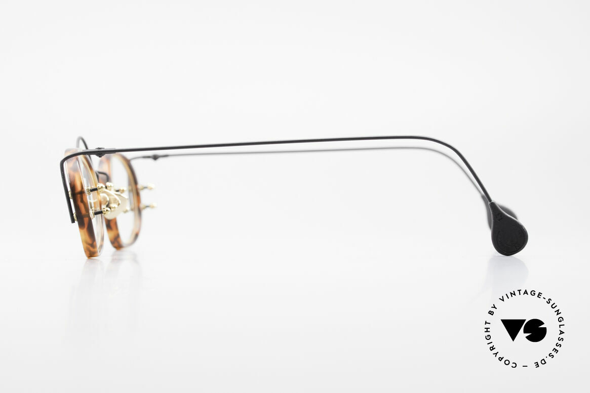 Paul Chiol 13 Designer Art Glasses Vintage, exclusively top-notch frame components; high-end, Made for Men and Women