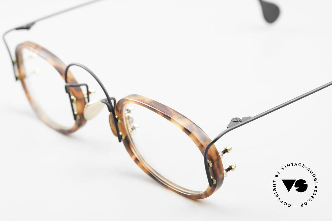 Paul Chiol 13 Designer Art Glasses Vintage, an unworn masterpiece with original DEMO lenses, Made for Men and Women