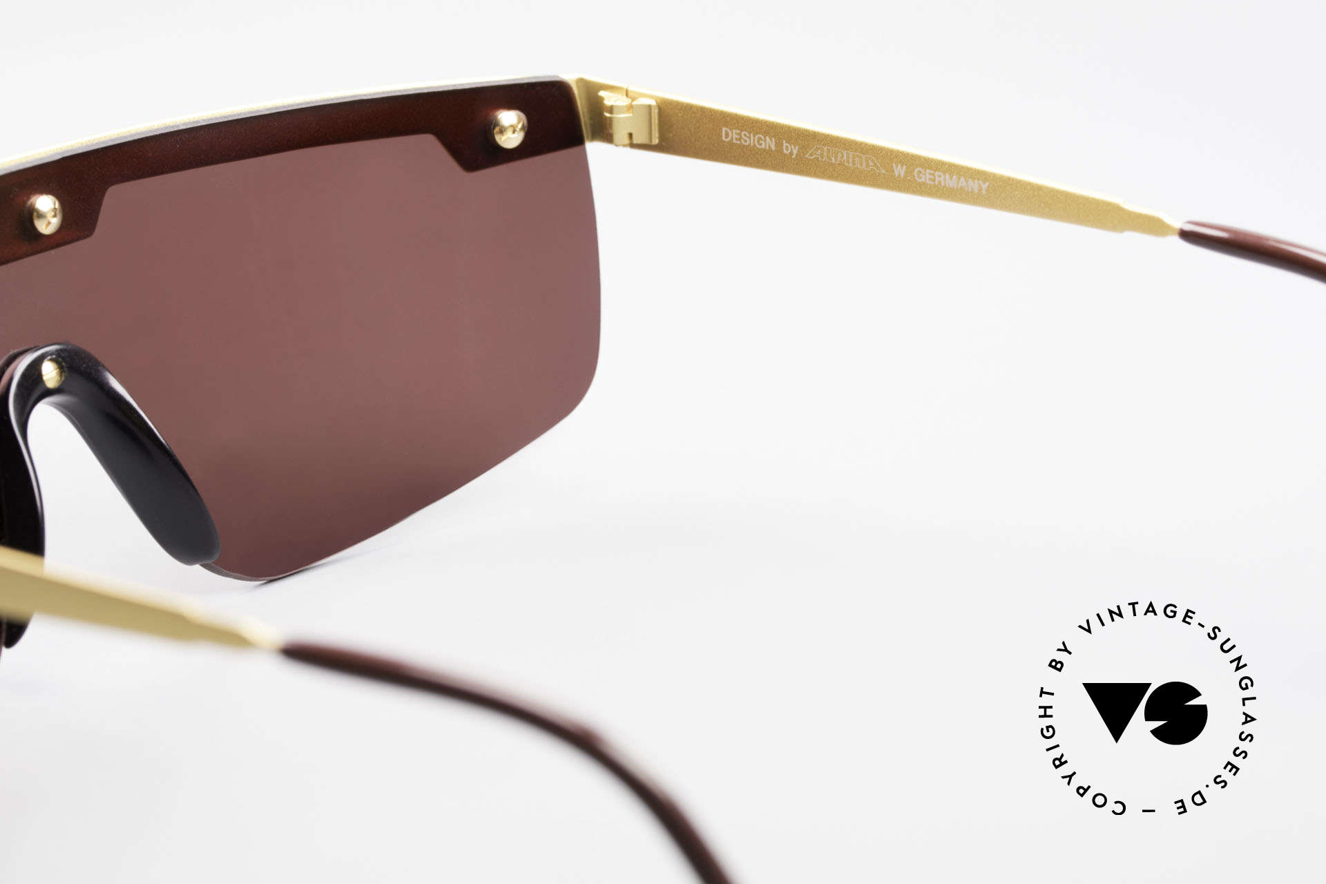 Alpina M57 Vintage Shades Panorama View, Size: extra large, Made for Men and Women