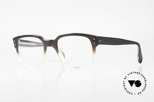 Metzler 447 Vintage Glasses Nerd Hipster Details