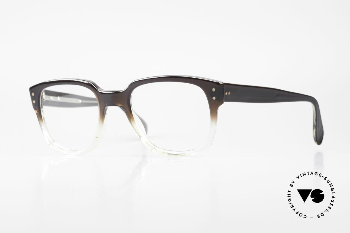 Metzler 447 Vintage Glasses Nerd Hipster, classic Metzler vintage eyeglasses from the 1970's/80's, Made for Men