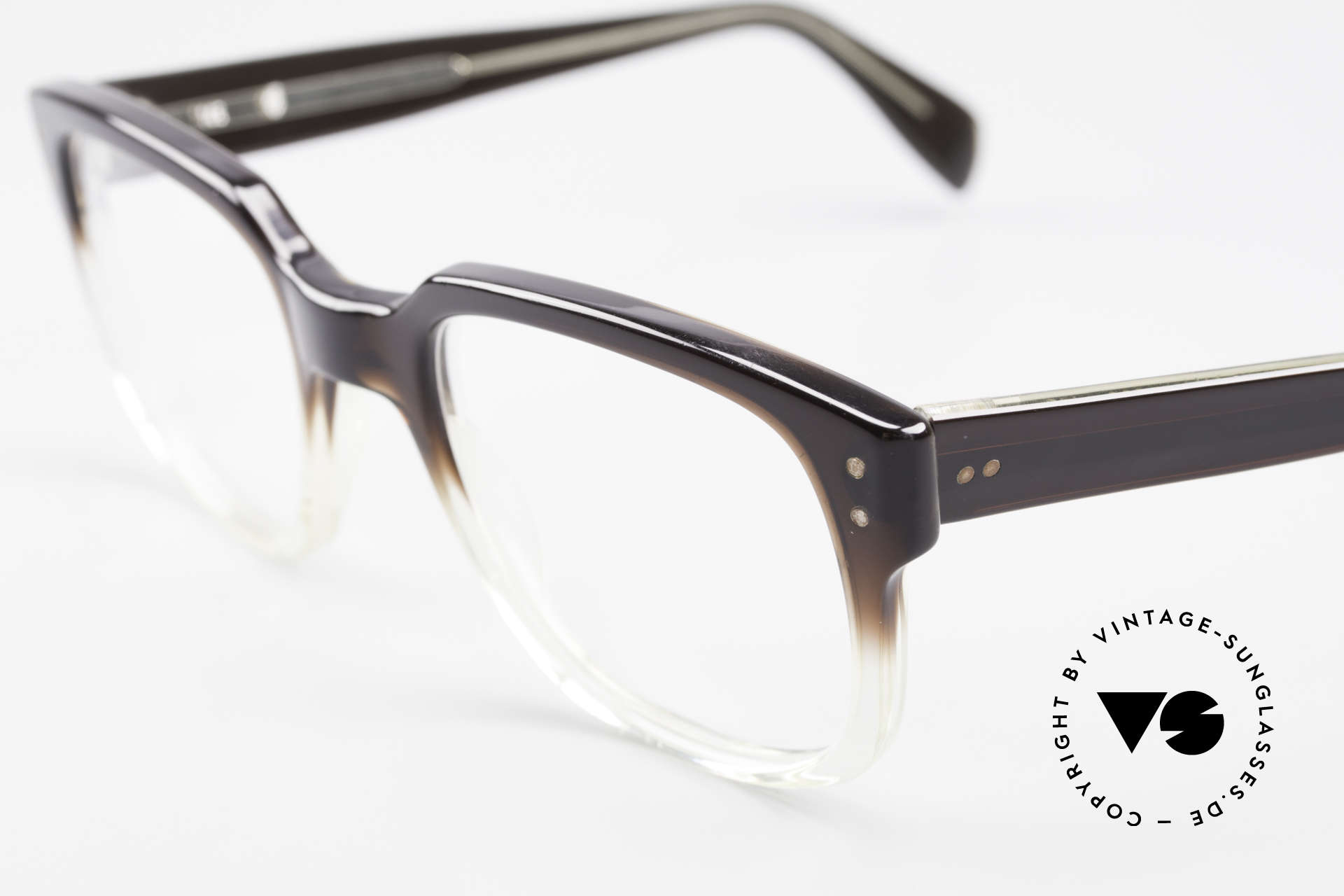 Metzler 447 Vintage Glasses Nerd Hipster, 2nd hand model, but in mint condition - truly vintage!, Made for Men