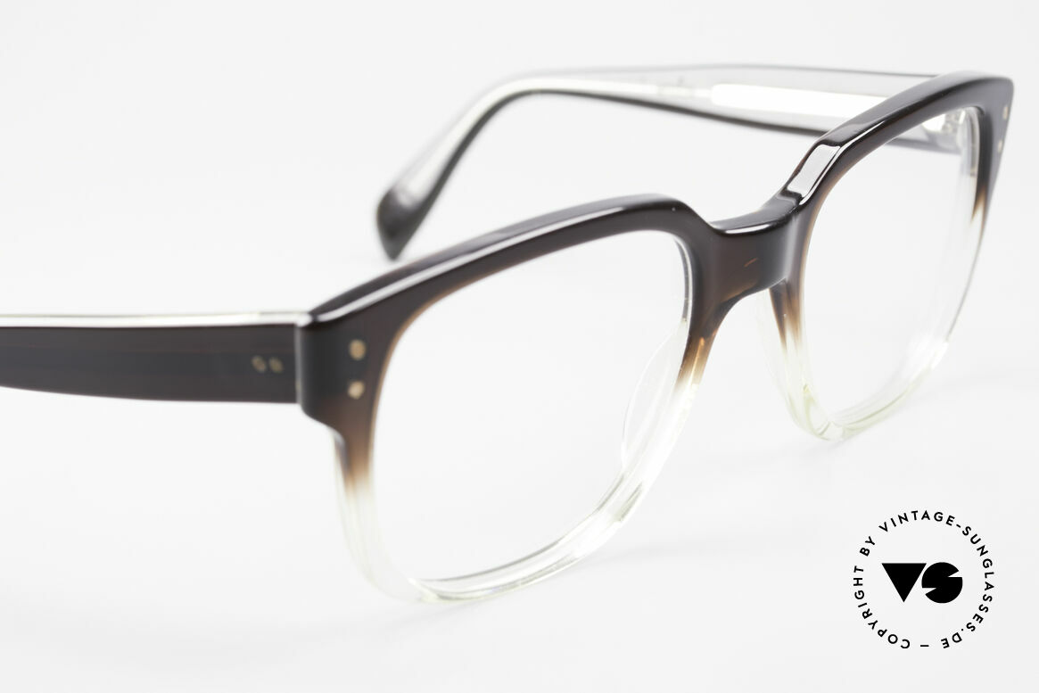 Metzler 447 Vintage Glasses Nerd Hipster, NO RETRO EYEGLASSSES, but an old Metzler ORIGINAL, Made for Men