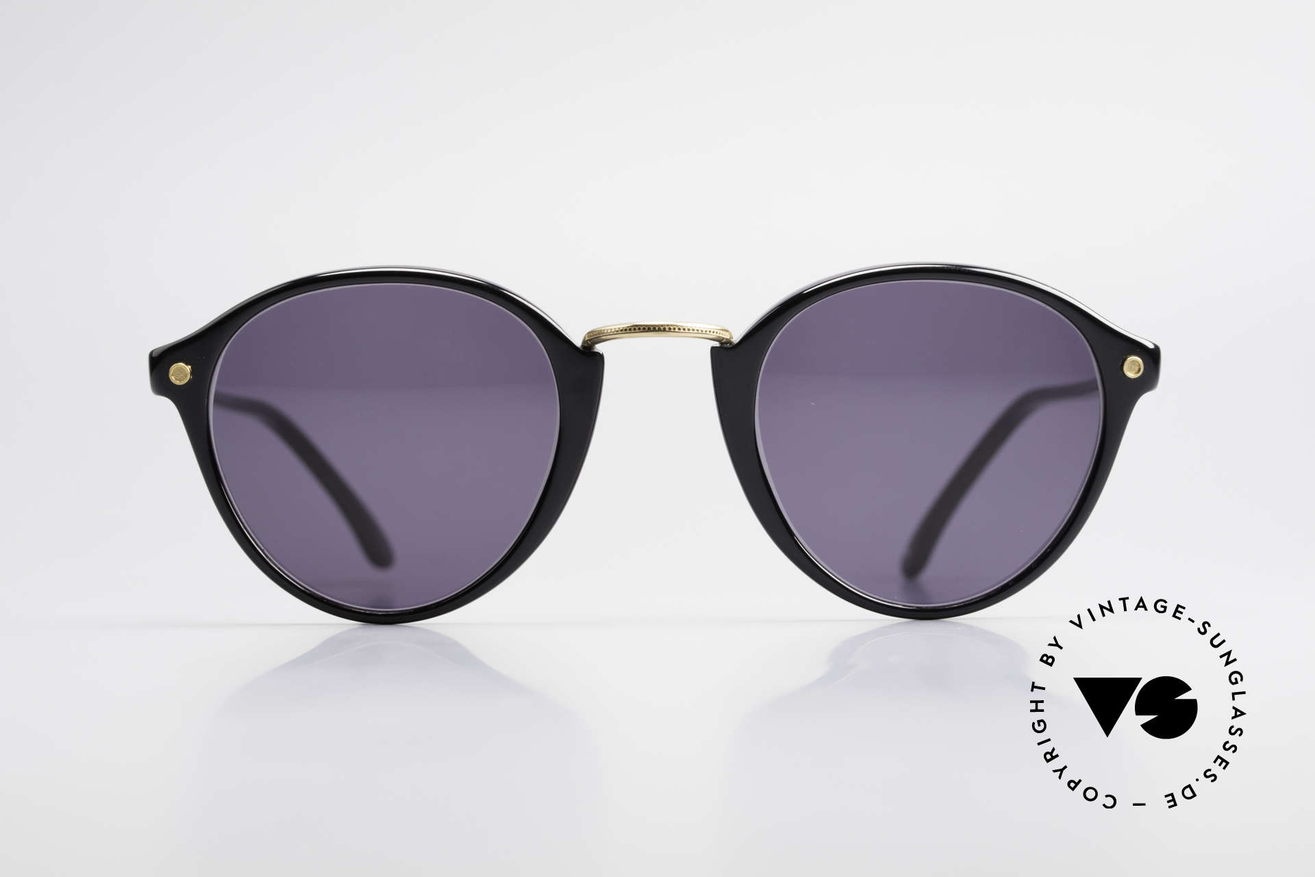 Cutler And Gross 0249 90's Panto Sunglasses Vintage, classic, timeless UNDERSTATEMENT luxury sunglasses, Made for Men and Women