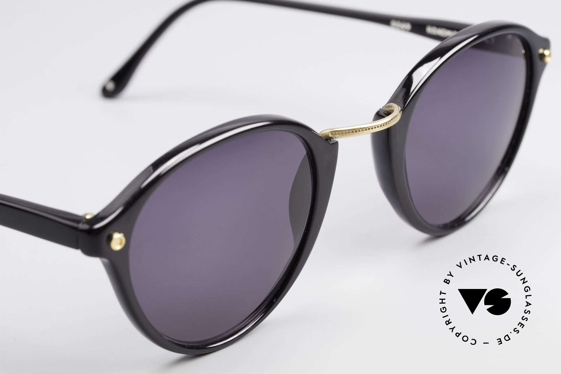 Cutler And Gross 0249 90's Panto Sunglasses Vintage, NO RETRO fashion, but a unique 20 years old Original!, Made for Men and Women