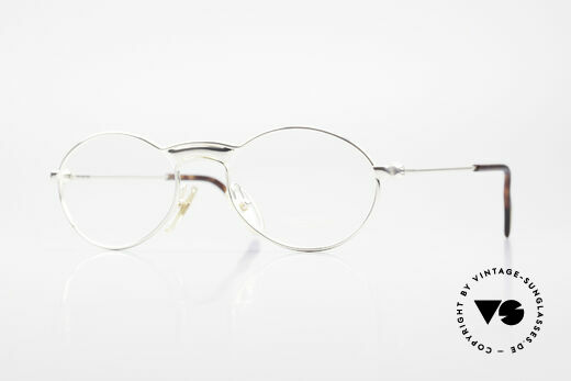Aston Martin AM01 Oval Glasses James Bond Style Details