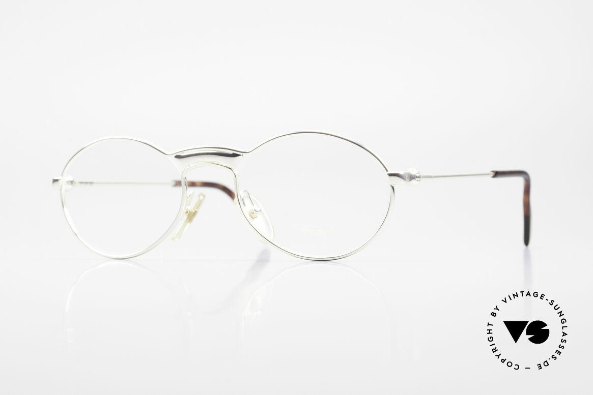 Aston Martin AM01 Oval Glasses James Bond Style, Aston Martin vintage luxury designer eyeglasses, 51°20, Made for Men