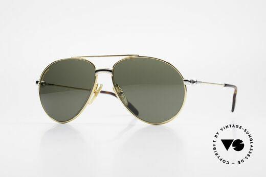 Aston Martin AM02 Aviator Shades James Bond Style Details