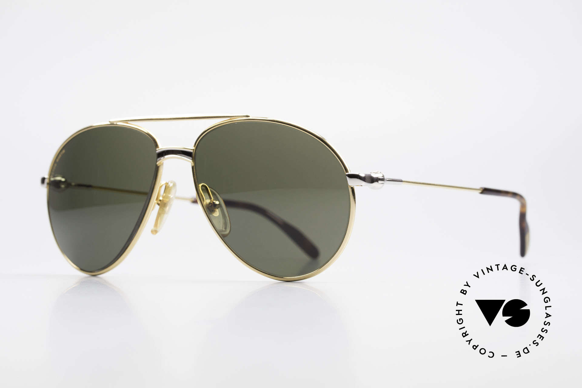 Aston Martin AM02 Aviator Shades James Bond Style, sporty & elegant classic: James Bond 'gentlemen style', Made for Men