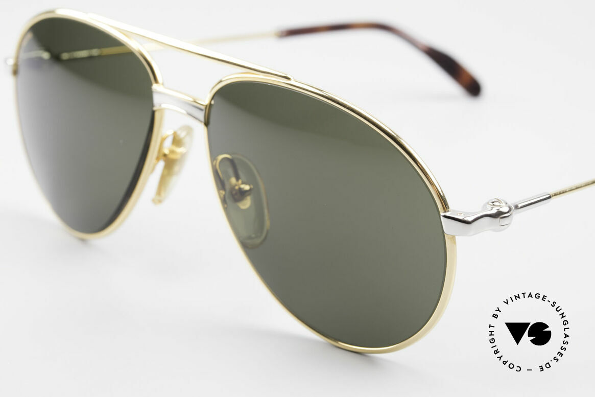 Aston Martin AM02 Aviator Shades James Bond Style, precious rarity (with serial no.) + orig. AM case and box, Made for Men