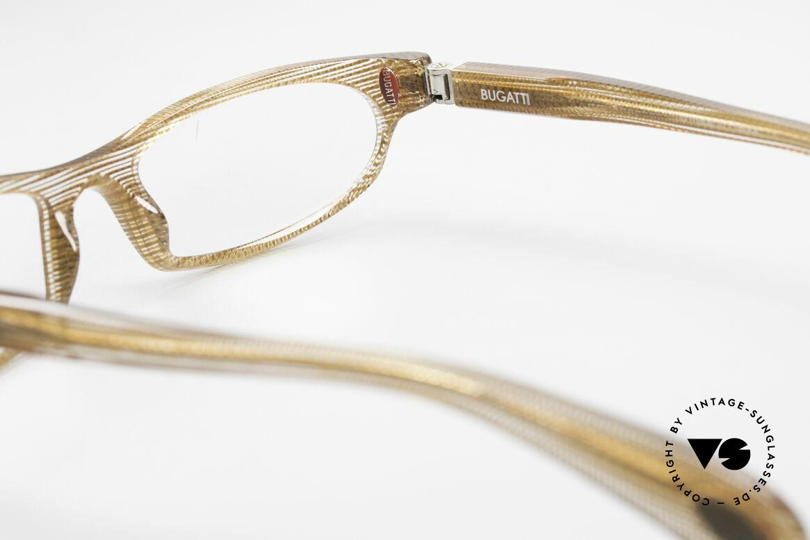 Bugatti 325 Odotype Rare Men's Designer Eyeglasses