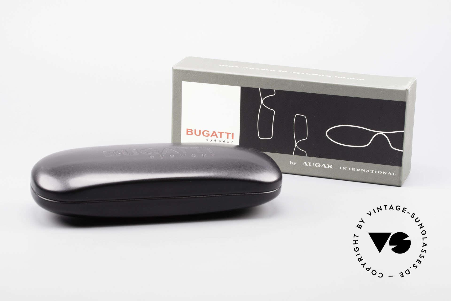 Bugatti 373 Odotype Ebony Mozambique Limited 22ct, Size: medium, Made for Men