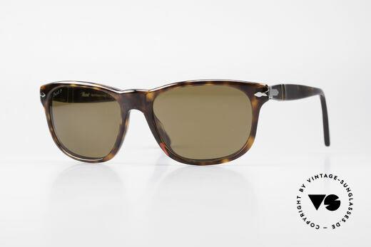 Persol 2989 Polarized Sunglasses Vintage Details