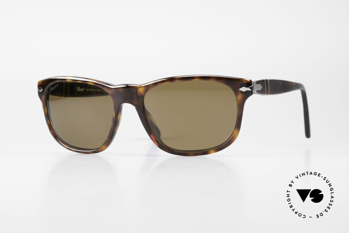 Persol 2989 Polarized Sunglasses Vintage, elegant vintage shades of the 90's by Persol, Made for Men and Women