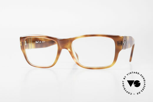Persol 855 Striking Men's Vintage Frame Details
