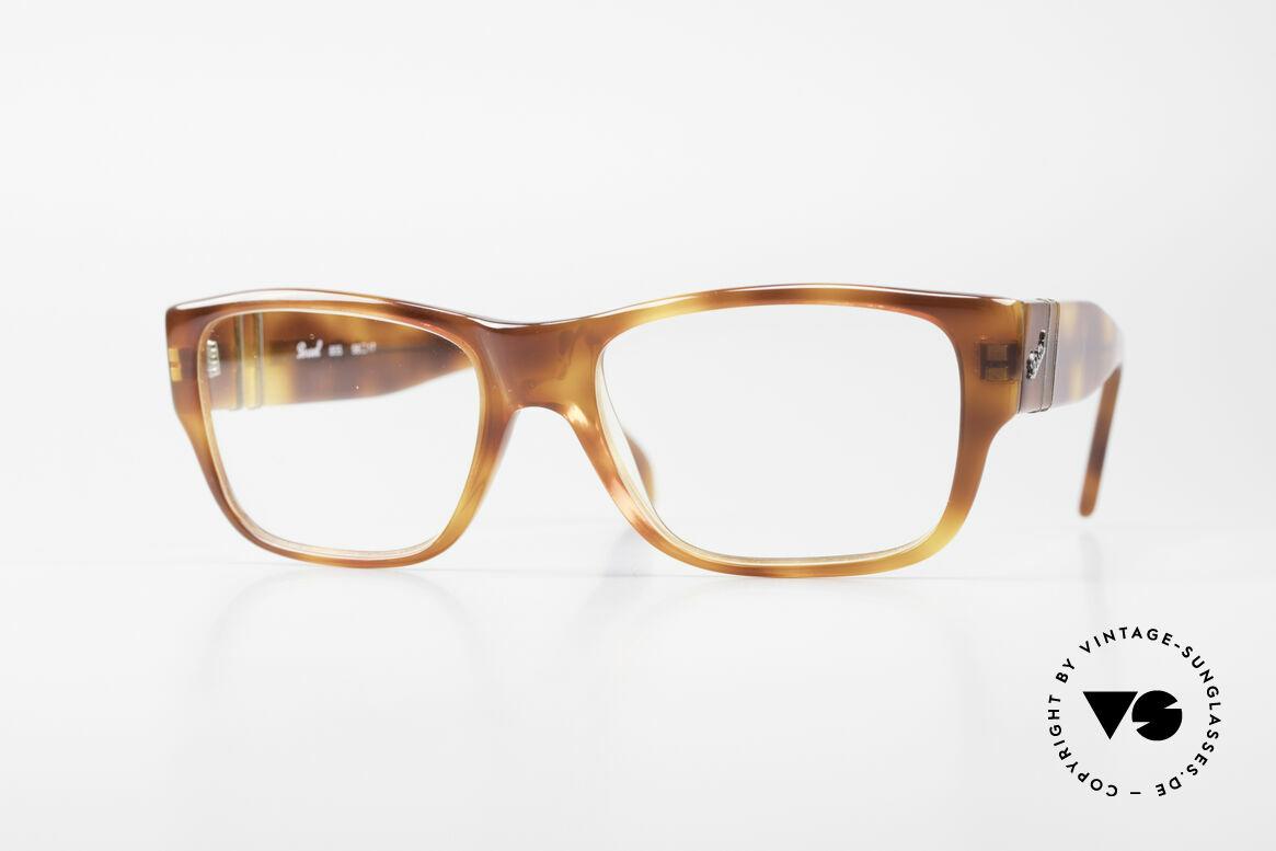 Persol 855 Striking Men's Vintage Frame, elegant vintage glasses of the 90's by Persol, Made for Men
