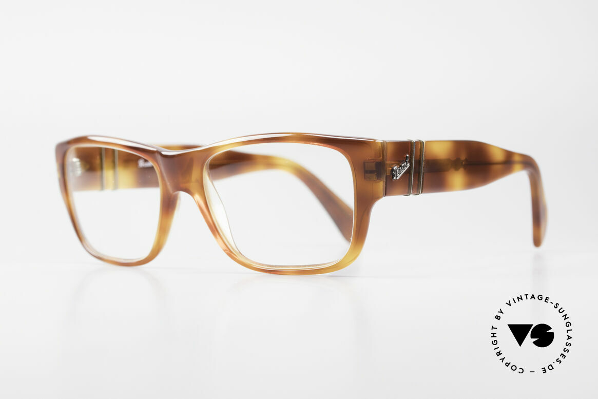 Persol 855 Striking Men's Vintage Frame, unworn (like all our vintage PERSOL glasses), Made for Men