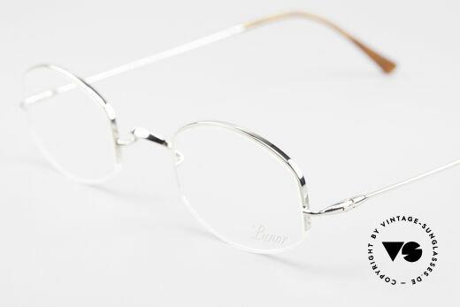 Lunor String Semi Rimless Vintage Frame
