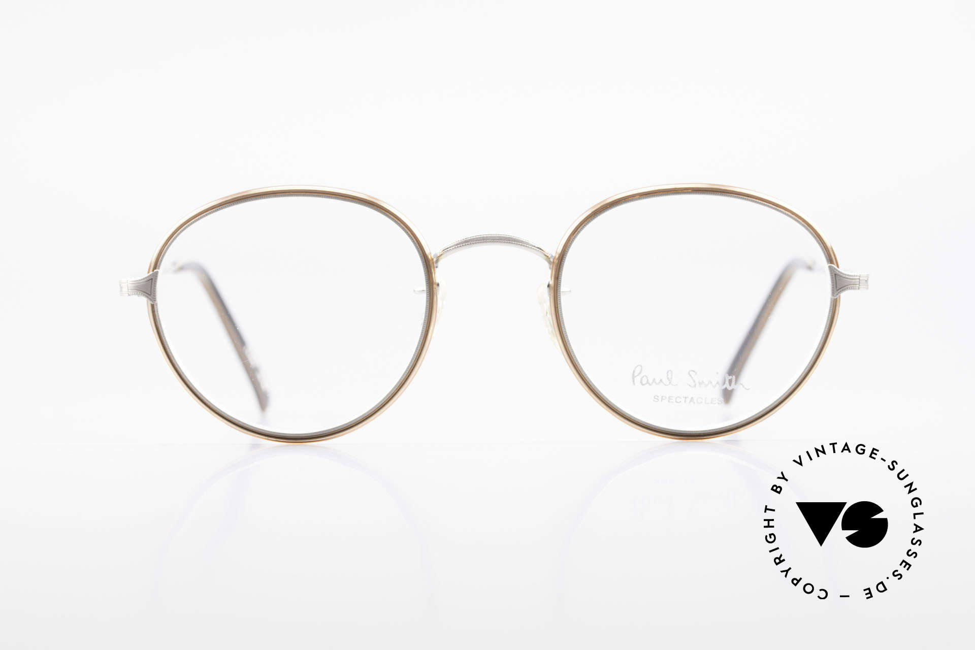 Paul Smith PSR109 Old Panto Frame Made in Japan, the time before PS Spectacles became licensed products, Made for Men