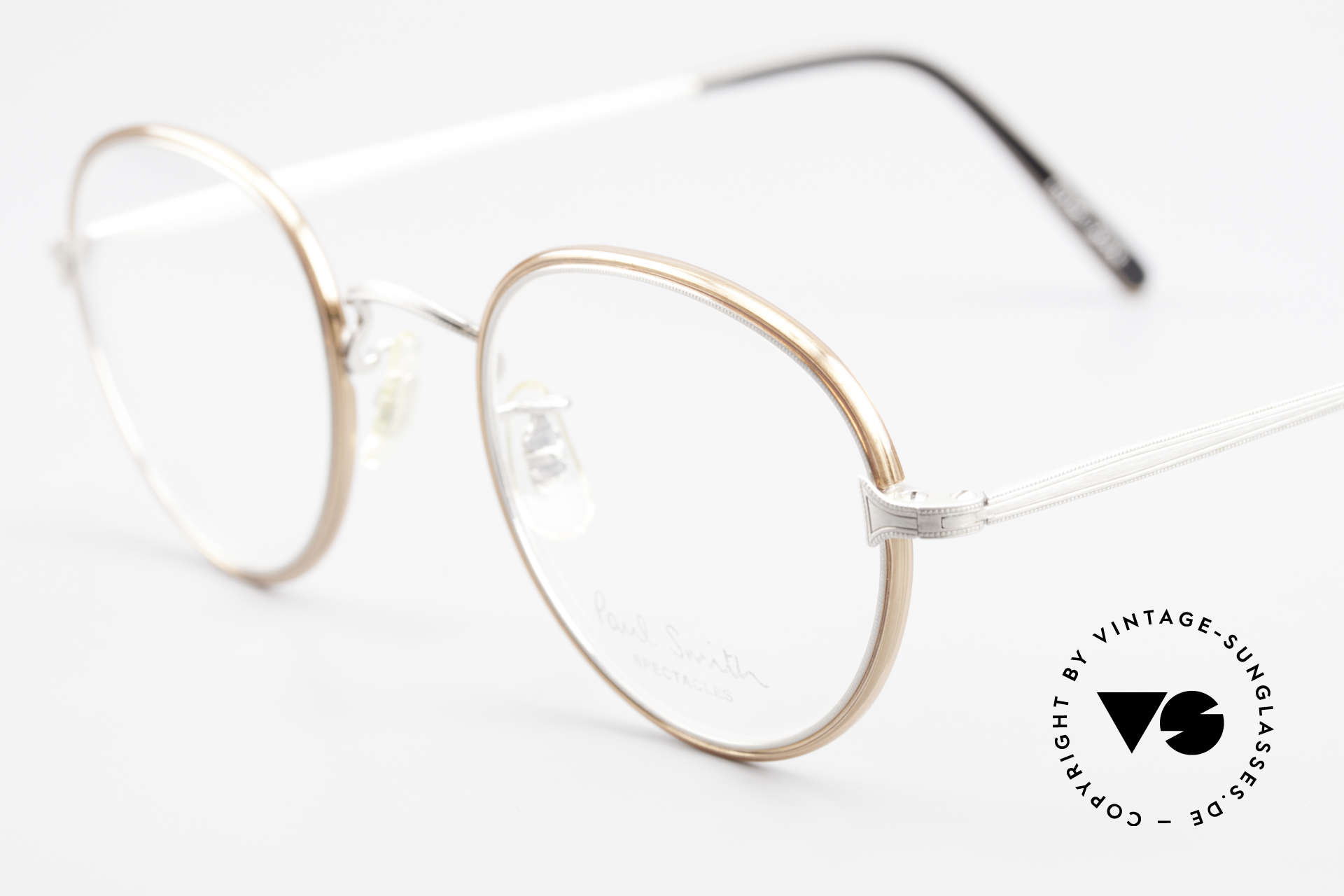 Paul Smith PSR109 Old Panto Frame Made in Japan, timeless design for men and TOP-NOTCH craftsmanship, Made for Men